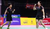 中国女羽尤伯杯4比1战胜马来西亚队 获开赛两连胜