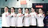 玩跨界读国学跳芭蕾登舞台!中国花游队怒放2017