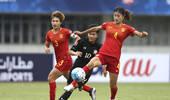 U19女足亚洲杯-中国2-0胜泰国