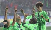 亞冠決賽首回合-萊昂納多雙響 全北主場2-1逆轉艾因