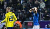 绝望!超七成球迷认为意大利无法晋级世界杯