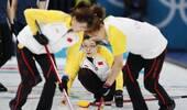 冰壶女队终结日本三连胜 王冰玉:抓住了对手的错误
