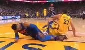 NBA不会因压腿事件处罚扎扎 上赛季他曾垫脚伦纳德