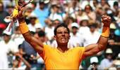 豪取蒙特卡洛大师赛11冠 纳达尔保住世界第一宝座