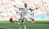 世界杯-葡萄牙1-0送摩洛哥出局 C罗霸气头球一击致命
