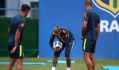 警报再起!内马尔因伤退出巴西国家队训练