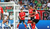 韩国主帅:对手实力太强 球员在防守中失去信心