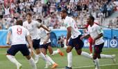 快乐攻势!英格兰队史首次世界杯单场进5球