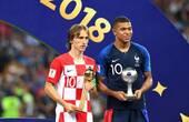 世界杯颁奖:魔笛最佳球员 凯恩金靴 姆巴佩最佳新人