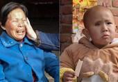 2岁重孙患眼癌 老奶奶哭求:把我的眼角膜给他吧