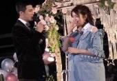 姜潮求婚麦迪娜超甜蜜