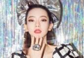 女星米妮头饰演绎时髦妖精