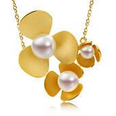 清雅之韵 九月你需要一件温润的珍珠首饰