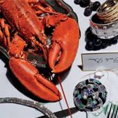 珠宝大餐 美食与珠宝的双重享受