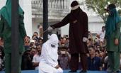 马来西亚:两女因性行为被鞭刑