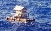印尼少年海上漂流49天获救