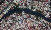城市里的贫民区