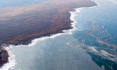 查干湖进入封湖阶段 冬捕临近