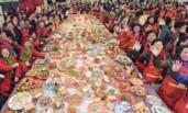 4万家庭同食万家宴