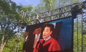 哈佛毕业礼:不同肤色、不同出身济济一堂