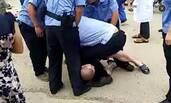 广东男子没带身份证被警察打断7根肋骨