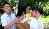 广西女孩1岁时走失 一家人苦寻21年后终团圆