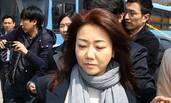 朴槿惠开始看守所生活 弟媳前往探视
