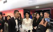 《路过未来》戛纳举行首映 范冰冰杨子姗亮相