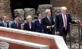 G7峰会在意大利开幕