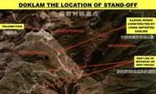 中方驻洞朗军事基地卫星图曝光:容5000兵力