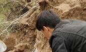 陕西现2000年前钱窖 挖掘古币400斤
