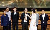 上海电视节白玉兰颁奖礼《白鹿原》获最佳中国电视剧奖
