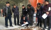 陕西一户人家宰13只保护动物过年 被查获