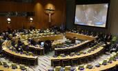 50国签禁止核武条约现场 日本拒签