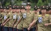 这是朝鲜著名军校