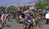 老照片:东北唯一的特大城市,沈阳1983年