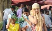 50度高温席卷印度