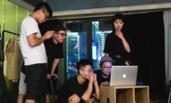 杭州:深夜仍在打拼的年轻人