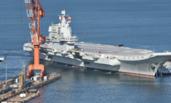 国产航母二次海试归来