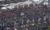 韩国数万出租车司机游行 抵制软件拼车