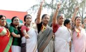 """印度:寺庙不对""""月经年龄""""女性开放"""