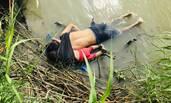男子带2岁女儿穿越美墨边境溺亡