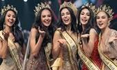 2019泰国选美小姐冠军出炉