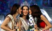 泰国变性人选美大赛现场