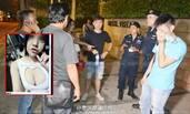 中国男子泰国见网友 发现对方是人妖起冲突被打