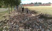 河北:大风刮倒学校围墙 学生刚结束中考被压身亡