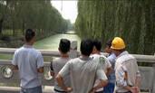 南京一女子被绑砖块沉入河底