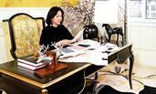 刘嘉玲上海亿万豪宅曝光 家里竟摆了十二生肖兽首