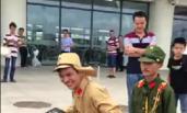 广西两男扮日军表演 遭300人怒围