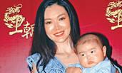港姐冠军叶翠翠现身 获老公儿子捧场甜蜜幸福